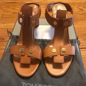 Tom Ford sandals size 12/Euro 42